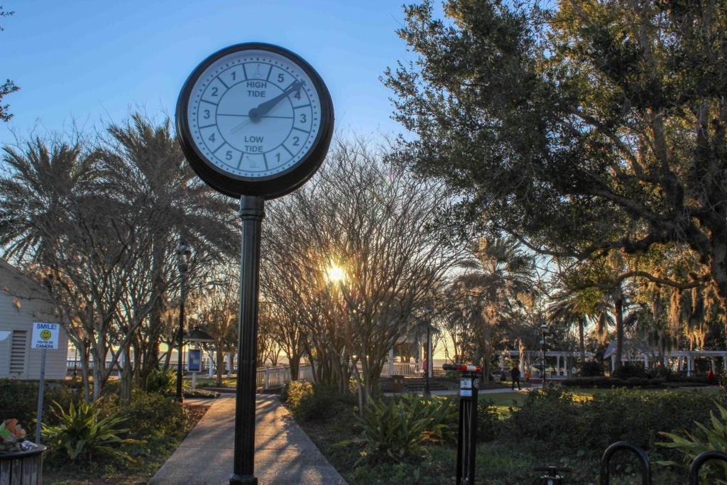 St. Mary's Tide Clock