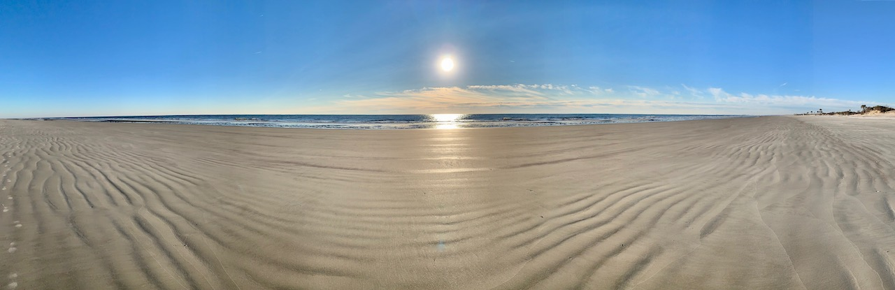 Cumberland Island Beach