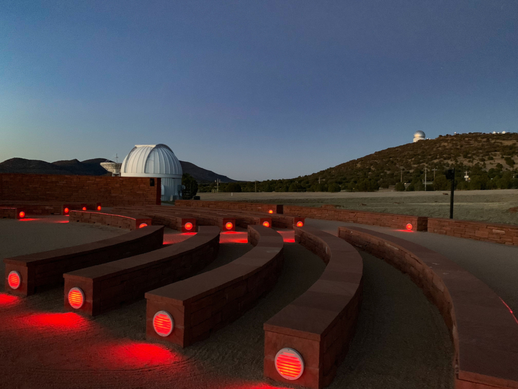 McDonald Observatory near Davis Mountains State Park