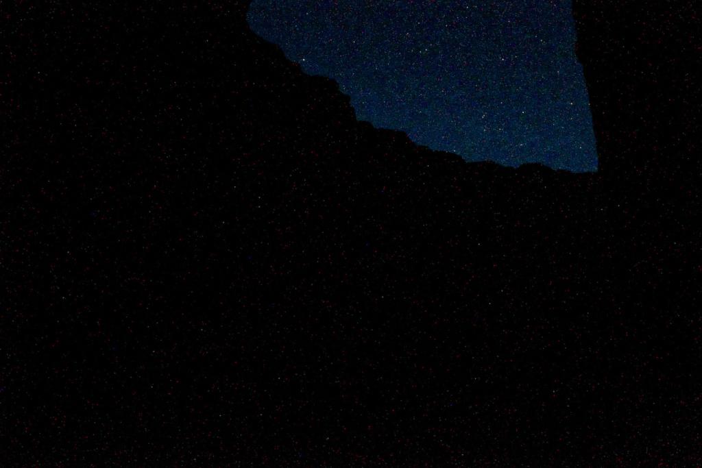Santa Elena Canyon stars