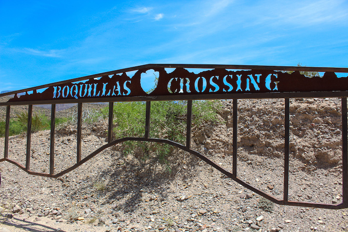 Bouquillas Crossing