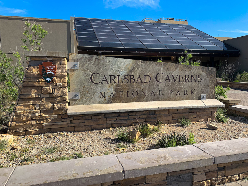 Carlsbad Caverns National Park - 10 minutes from our BLM site