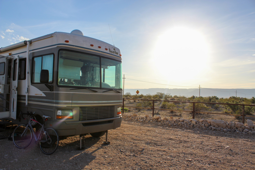 BLM Chosa Campground