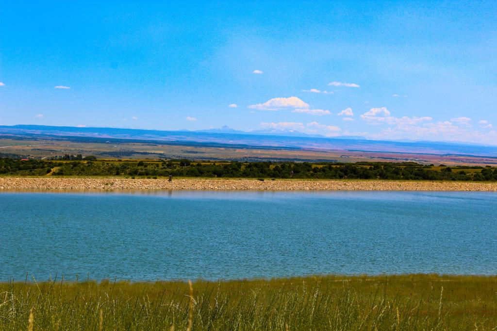 Lloyd Lake in Monticello