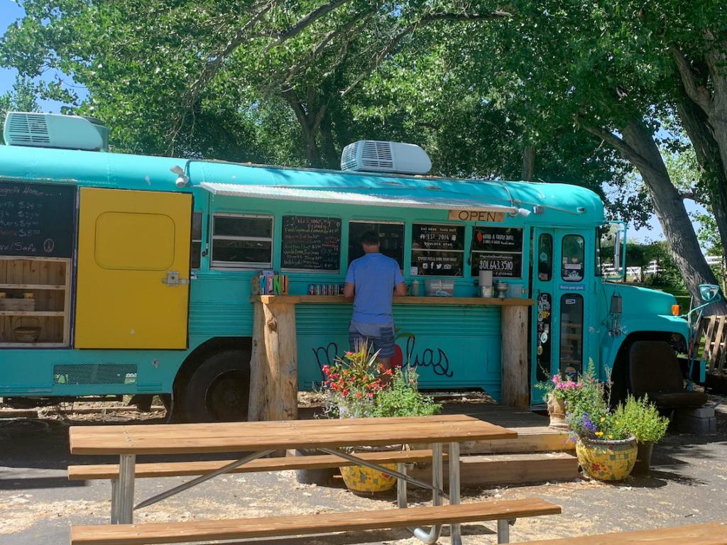 Magnolia's Street Food in Boulder, UT