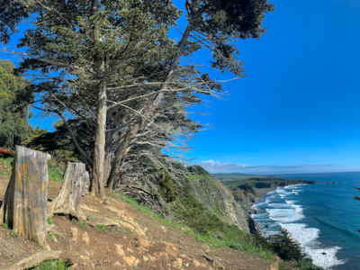 Big Sur Boondocking