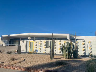 Mid Century House Palm Springs