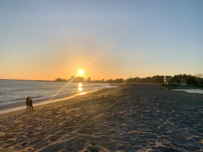 Doheny Beach Sunset