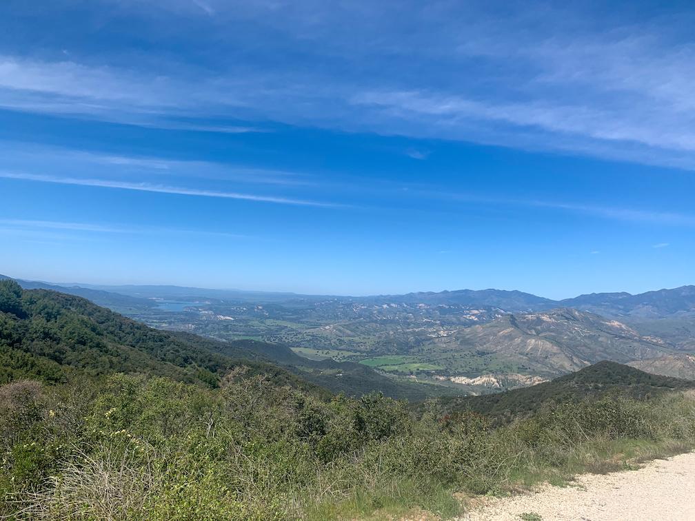 Pretty Views heading to Knapp's Castle