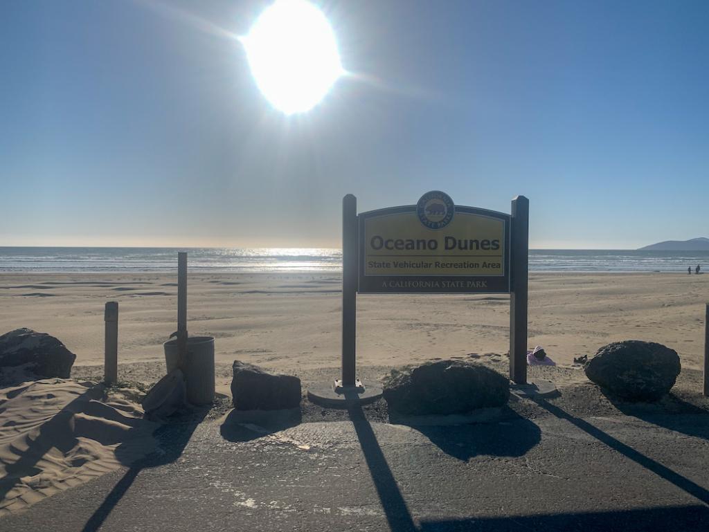 Oceano Dunes OHV