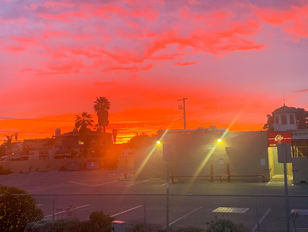 Oceano Sunset
