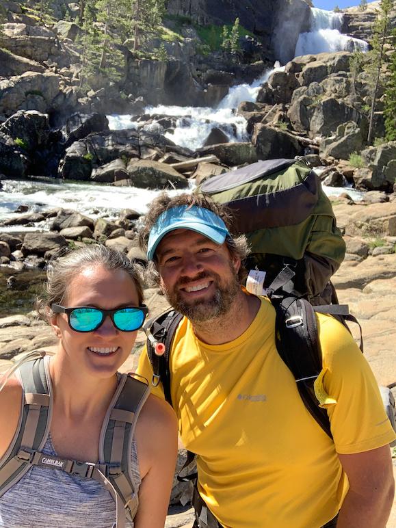 Glen Aulin Backpacking Trip