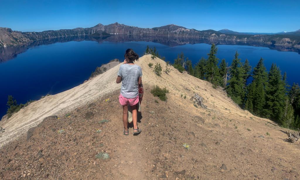 Crater Lake National Park Picnic