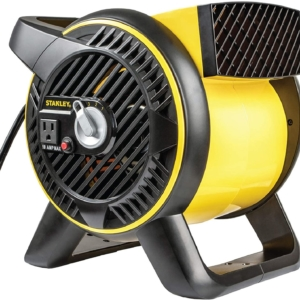 """STANLEY ST-310A-120 Air Blower, 12"""", Yellow"""