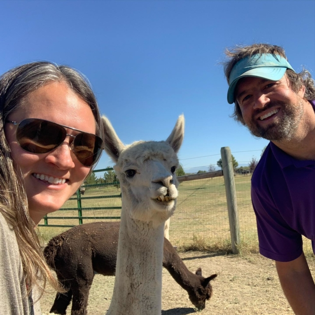 As we made our way across Montana, we enjoyed an Alpaca farm 🦙, Butte, Bozeman, Livingston and more! We really enjoyed Montana!!!